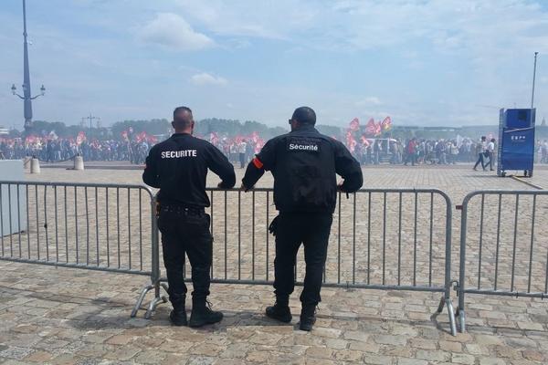 ARMA Sécurité Évènementiel concert