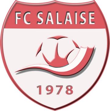 Logo du FC Salaise sur Sanne