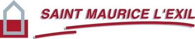 Logo de la commune de Saint Maurice l'Exil (38550)